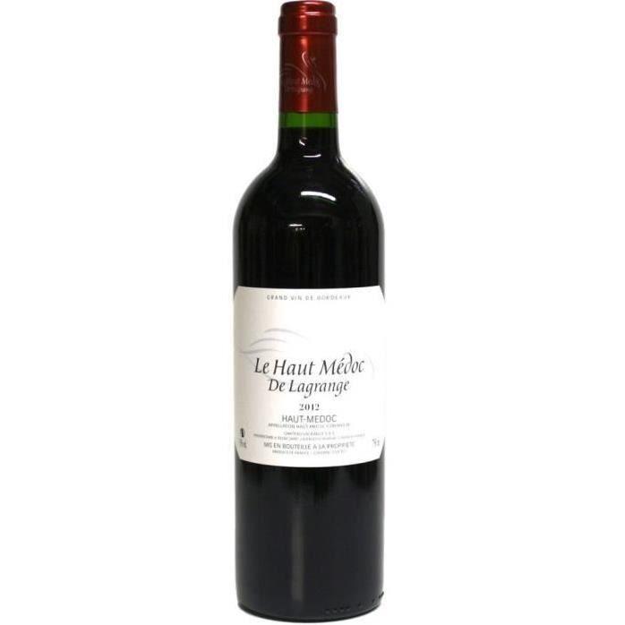 HAUT MEDOC DE LAGRANGE 2014 - HAUT MEDOC - 750 ml