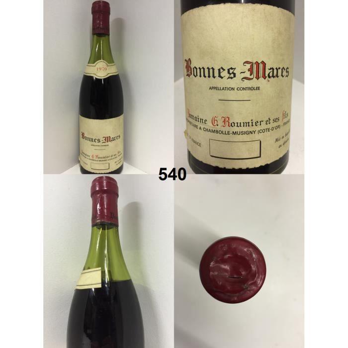 Bonnes-Mares G Roumier 1970 - Casier : 540