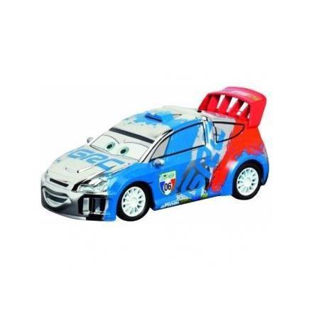 Cars RC Silver et Bleu Raoul - Dickie - Voiture Radiocommand?e Disney