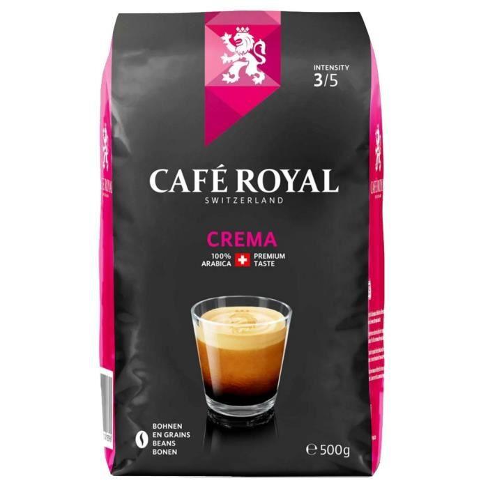 Café Royal Créma Café En Grains 1Kg