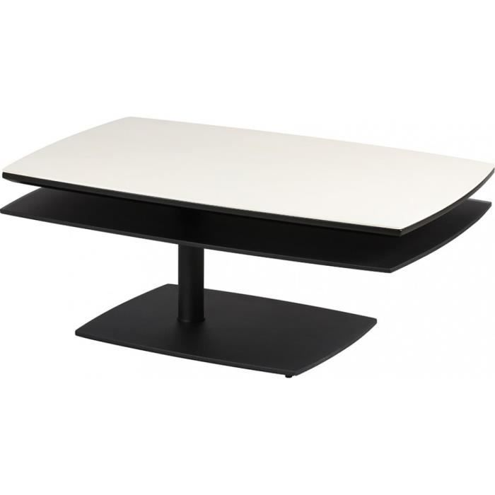 table basse en verre modulable achat vente table basse. Black Bedroom Furniture Sets. Home Design Ideas