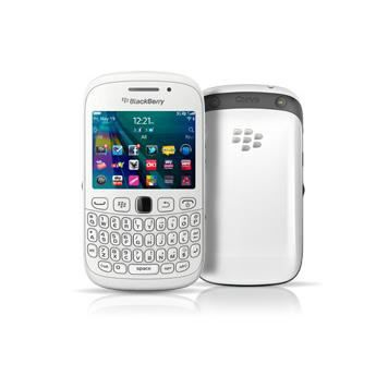 telephonie telephone mobile blackberry  curve blanc f bla