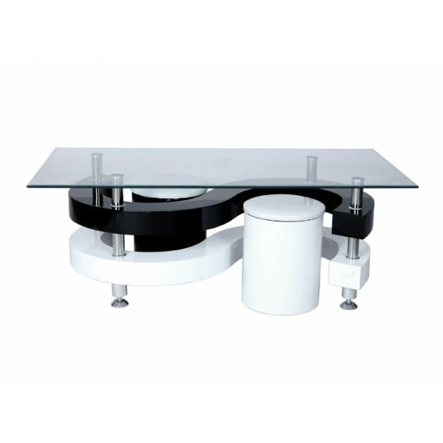 Conforama table basse laque blanc images - Pouf blanc conforama ...
