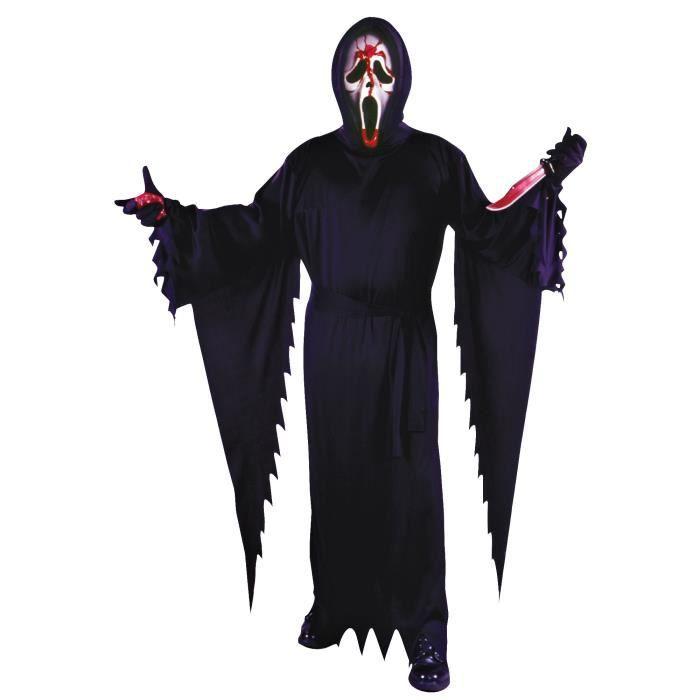 Officiel Enfant Scream Costume Ghost Face Halloween Déguisements