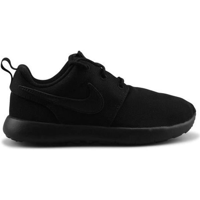BASKET MULTISPORT  NIKE ROSHE ONE ENFANT NOIR