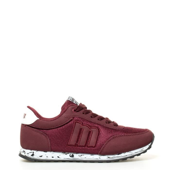 Mustang - Chaussures bordeaux funner