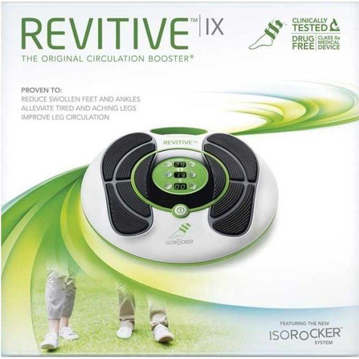 APPAREIL DE MASSAGE  Masseur REVITIVE - REVITIVE MEDIC • Massage • Bien
