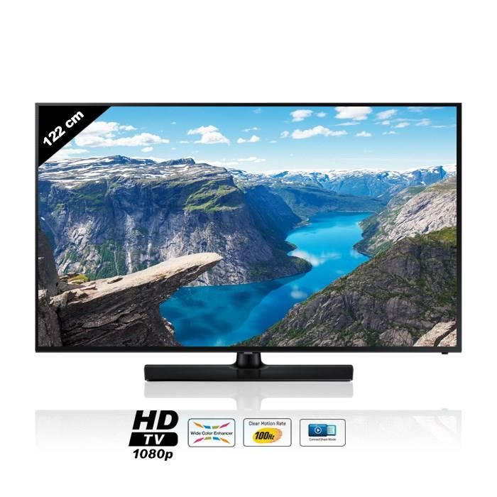 samsung ue48h5003 tv led full hd 122cm 48 100hz. Black Bedroom Furniture Sets. Home Design Ideas
