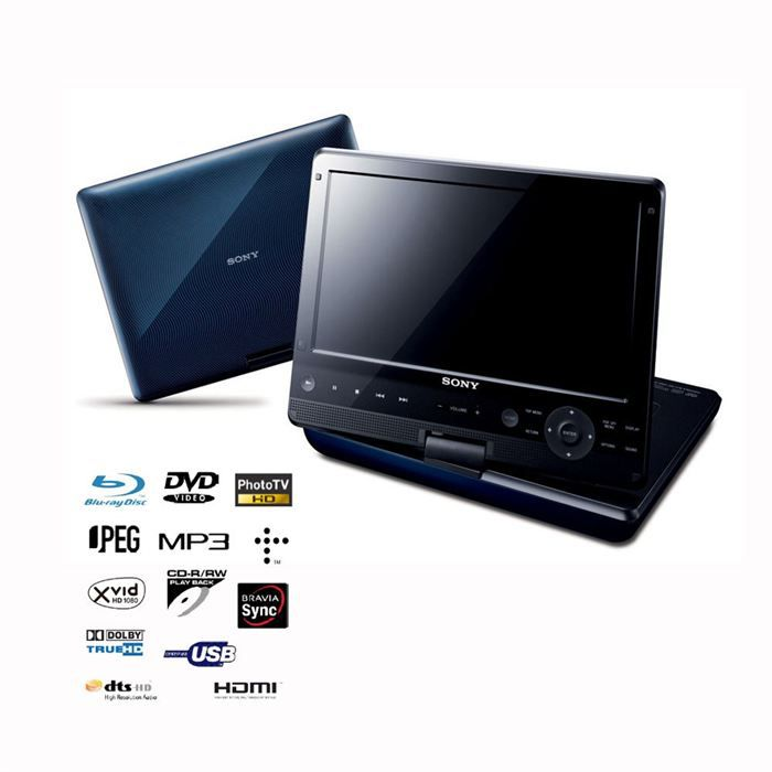 lecteur dvd portable sony blu ray bdp sx1l lecteur bluray portable avis et prix pas cher. Black Bedroom Furniture Sets. Home Design Ideas
