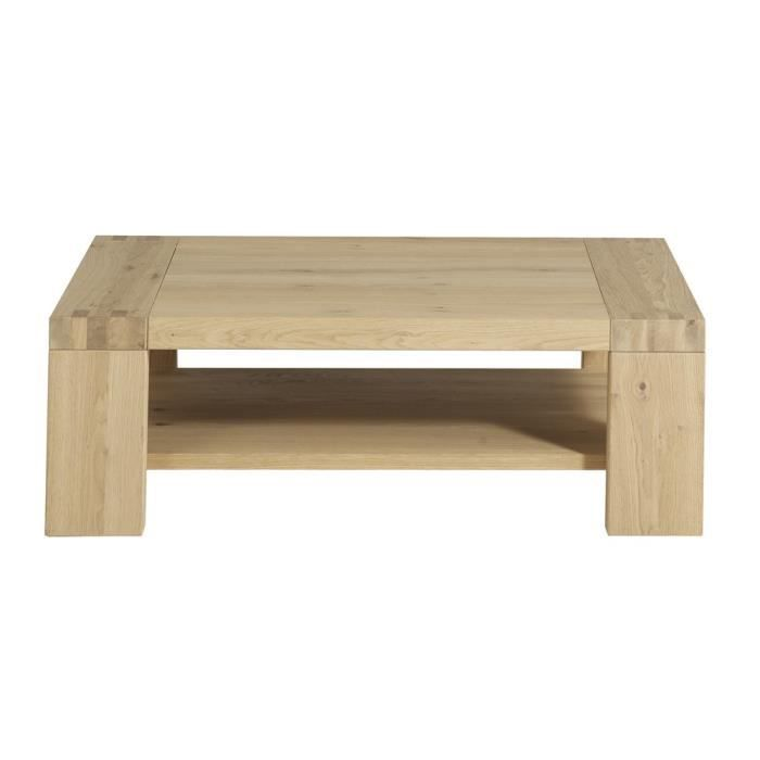 Table Basse Swithome Foxtown Ch Ne Naturel Achat