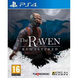 JEU PS4 The Raven: Remastered Jeu PS4