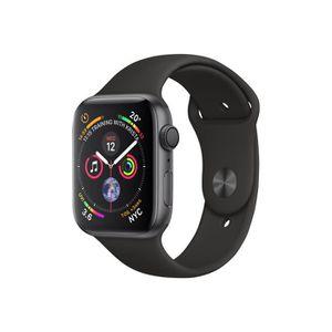 MONTRE CONNECTÉE Apple Watch Series 4 (GPS) 40 mm espace gris en al