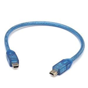 CÂBLE D'ALIMENTATION CABLE ADAPTATEUR MINI USB MALE VERS MINI USB MALE