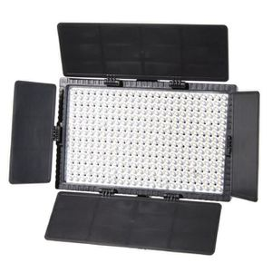 PROJECTEUR - SPOT Falcon Eyes Kit Lampe LED bi-colore DV-384CT-K2 av