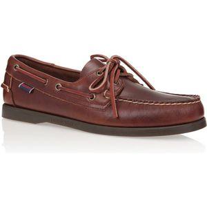 CHAUSSURES BATEAU SEBAGO Bateau Docksides Cuir Chaussures Homme