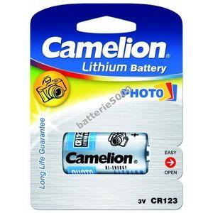 Piles Cr123a 3v Lithium