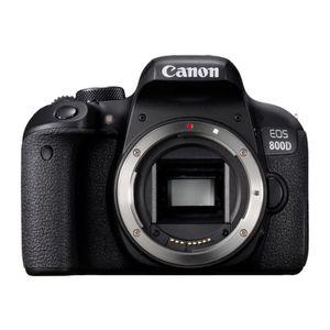 APPAREIL PHOTO RÉFLEX Canon EOS 800D Appareil photo numérique Reflex 24.