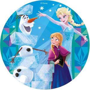 Decoration Anniversaire Frozen Achat Vente Pas Cher