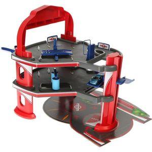 UNIVERS MINIATURE MAJORETTE Garage de ville 3 niveaux + 1 véhicule