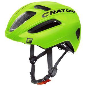 CASQUE DE VÉLO CRATONI - Casque pour vélo C-PRO noir-bleu - Taill