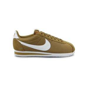 huge discount 59052 6bd04 BASKET Baskets Nike Classic Cortez Nylon Marron.
