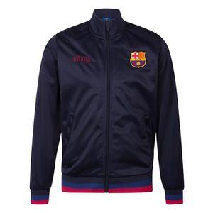 T-SHIRT FC Barcelona officiel - Veste de survêtement - thè