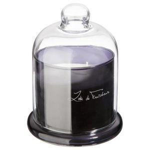 BOUGIE DÉCORATIVE Bougie Parfumée Sous Cloche