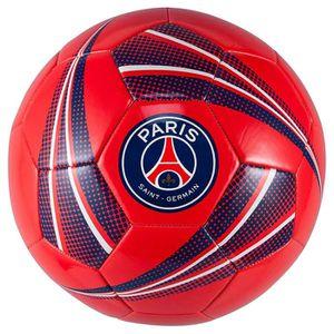 BALLON DE FOOTBALL PSG - Mini-Ballon de Football PSG - Rouge