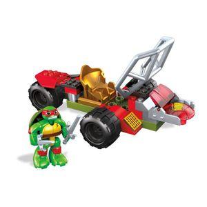 FOUR À PIZZA Teenage Mutant Ninja Turtles méga construx demi-co
