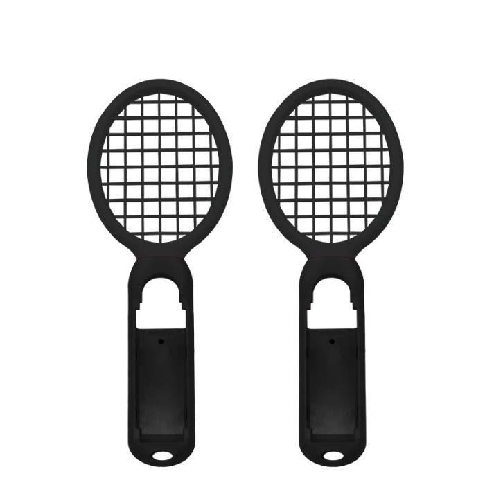 Switch Mario raquette de tennis Nintendo Mario ACE accessoires de jeu de raquette de tennis somatosensoriel noir pur