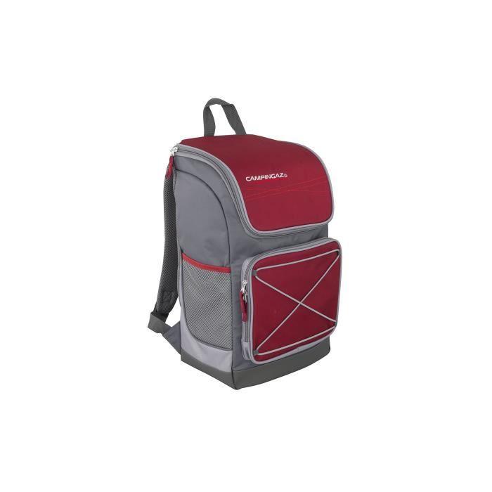 Popote CM5BU Urban pique-nique Glacière 42 X 33 X 10 cm, Capacité 30 litres peut également être utilisé comme un sac à dos.