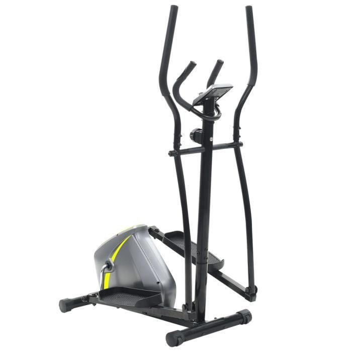 KAI Vélo elliptique Masse en rotation 10 kg