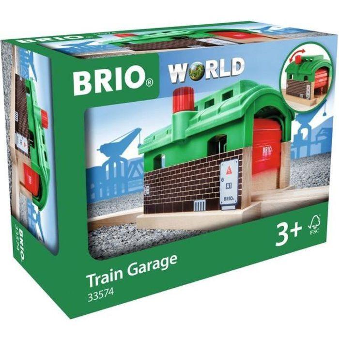 BRIO - 33574 - TUNNEL GARAGE