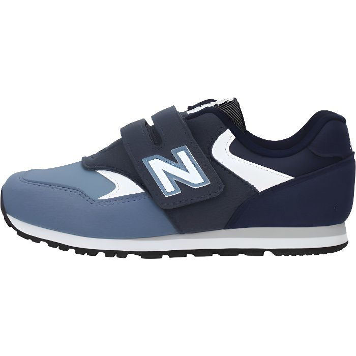 New Balance YV393TBL chaussures de tennis faible Enfant BLEU MARIN