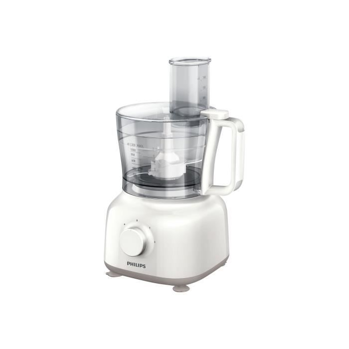 Philips Daily Collection HR7627 Robot multi-fonctions 5 tasse 650 Watt