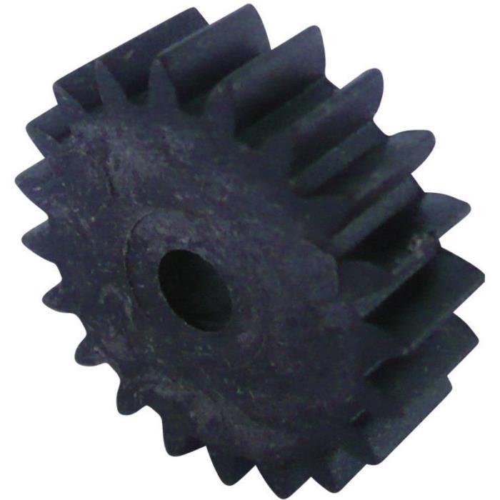 Roue dentée Reely 330179 bois, plastique Type de module: 1.0 Nombre de dents: 20 1 pc(s)