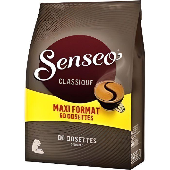 SENSEO Café Classique 60 Dosettes Souples - Lot de 3 (180 dosettes)