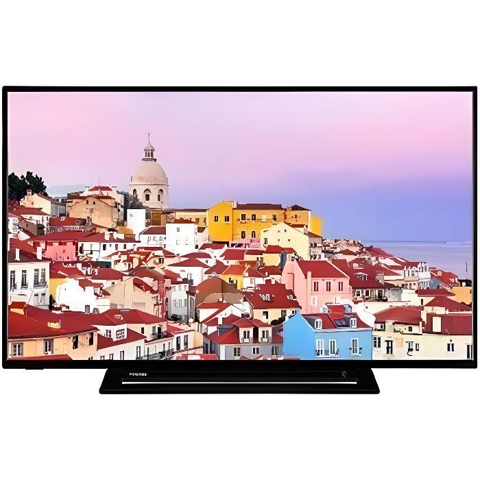 TV INTELLIGENTE TOSHIBA 43UL3063DG 43- 4K ULTRA HD DLED WIFI NOIR