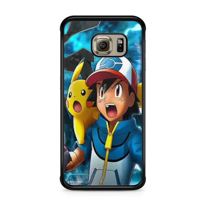 COQUE - BUMPER Coque Samsung Galaxy S6 EDGE   Pokemon go team pok