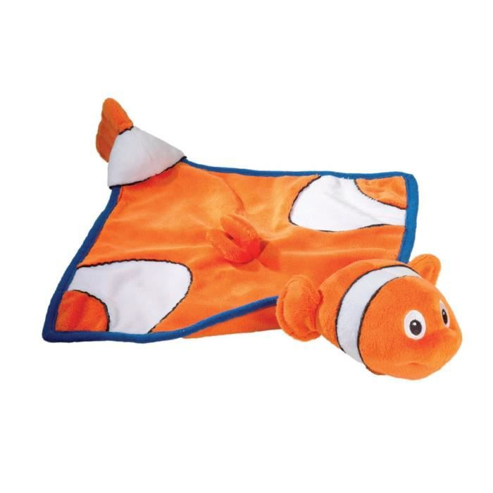 Doudou peluche poisson clown achat vente peluche for Poisson clown achat