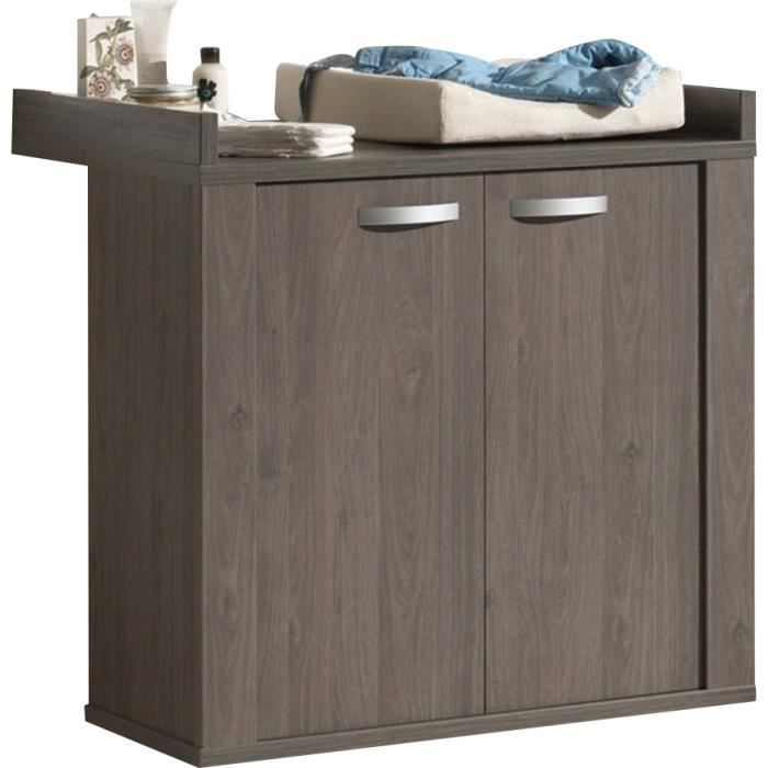 commode langer contemporain coloris ch ne bergerac achat vente table langer. Black Bedroom Furniture Sets. Home Design Ideas