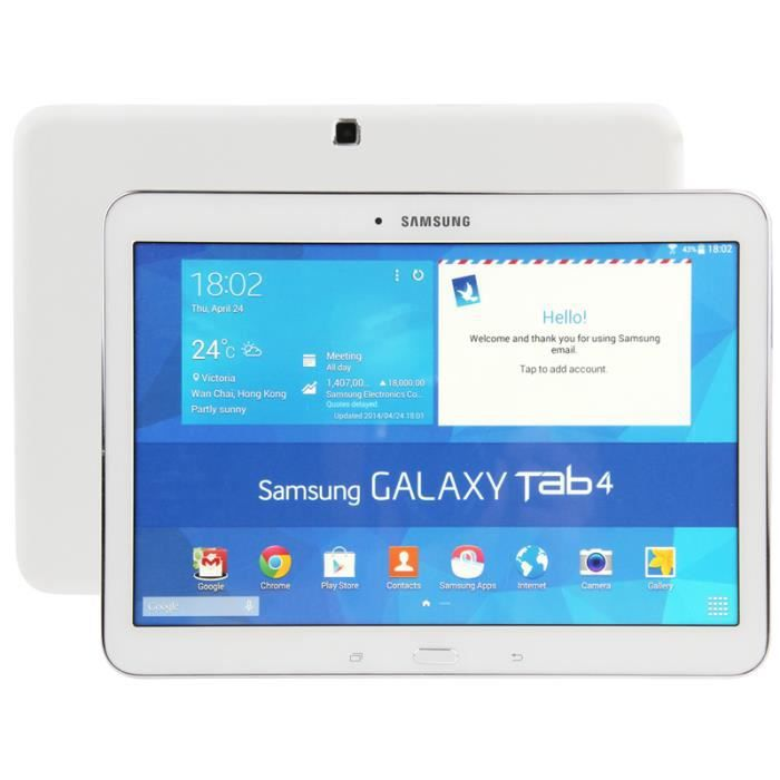 t l phone factice samsung galaxy tab 4 10 1 achat. Black Bedroom Furniture Sets. Home Design Ideas