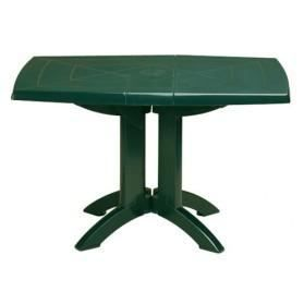 Table Vega Pliante Vert Amazonie 118x77 Cm Achat Vente Table De Jardin Table Vega
