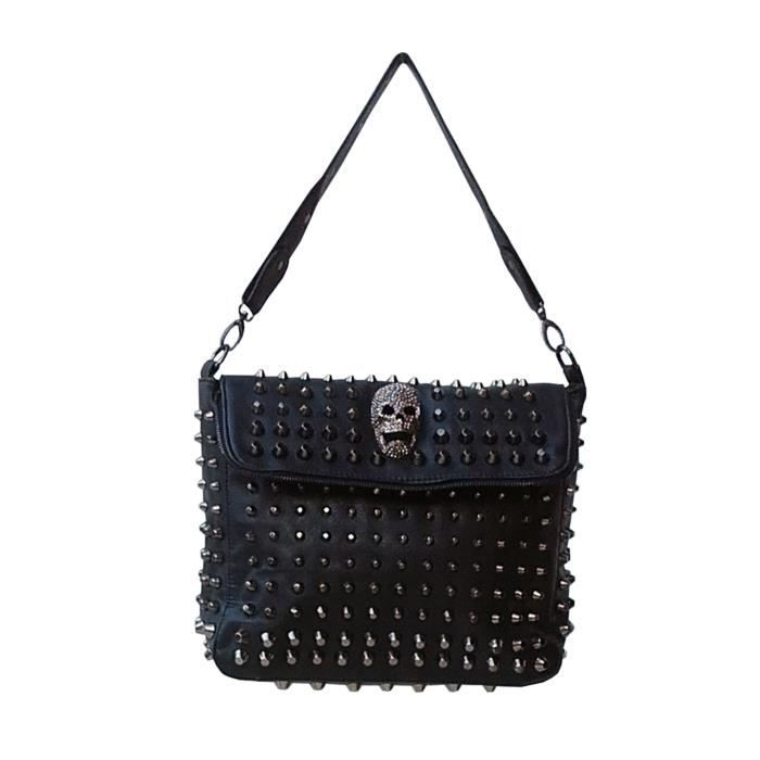 Sac A Main Gothic Protection Voleur.