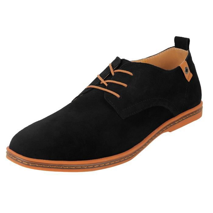 Les hommes occasionnels Oxford Dress Shoes FZ8VB Taille-46