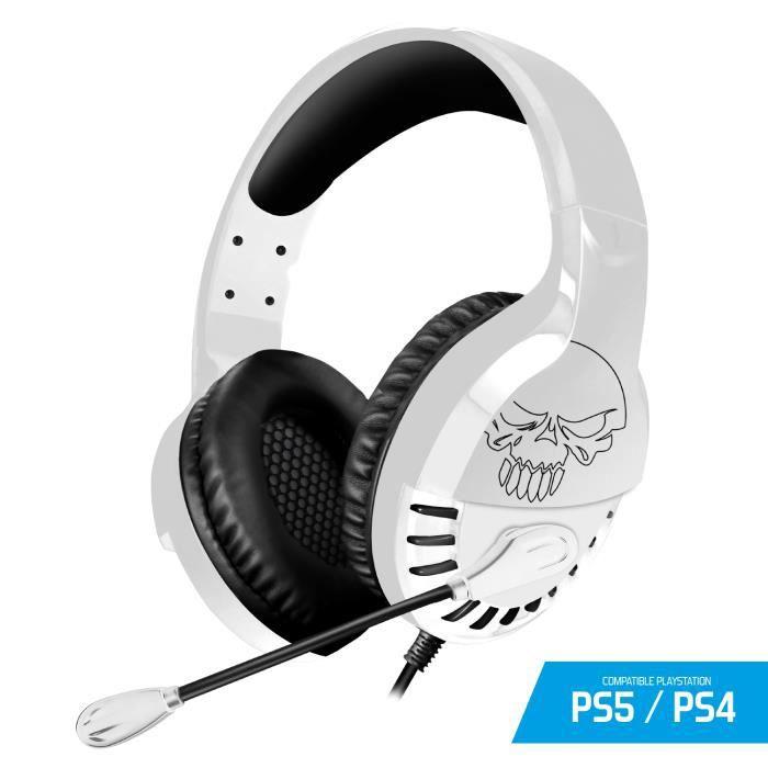 CASQUE AVEC MICROPHONE Casque audio PRO SH5 pour PS4 Spirit of Gamer - St