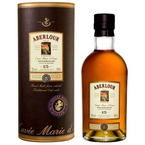 WHISKY BOURBON SCOTCH Aberlour 15 ans (70cl)