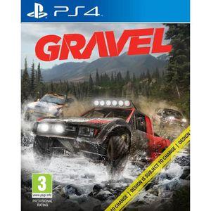 JEU PS4 Gravel Jeu PS4