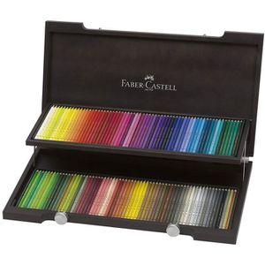 CRAYON GRAPHITE Faber-Castell 110013 Crayon de couleur Polychromos
