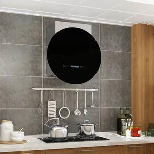 HOTTE  Hotte aspirante tactile mural LCD et capteur 756